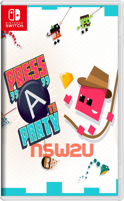 """Press """"A"""" to Party Switch NSP XCI NSZ"""