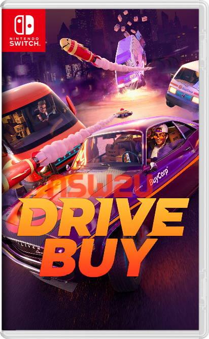 Drive Buy Switch NSP XCI NSZ