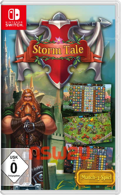 Storm Tale Switch NSP XCI NSZ