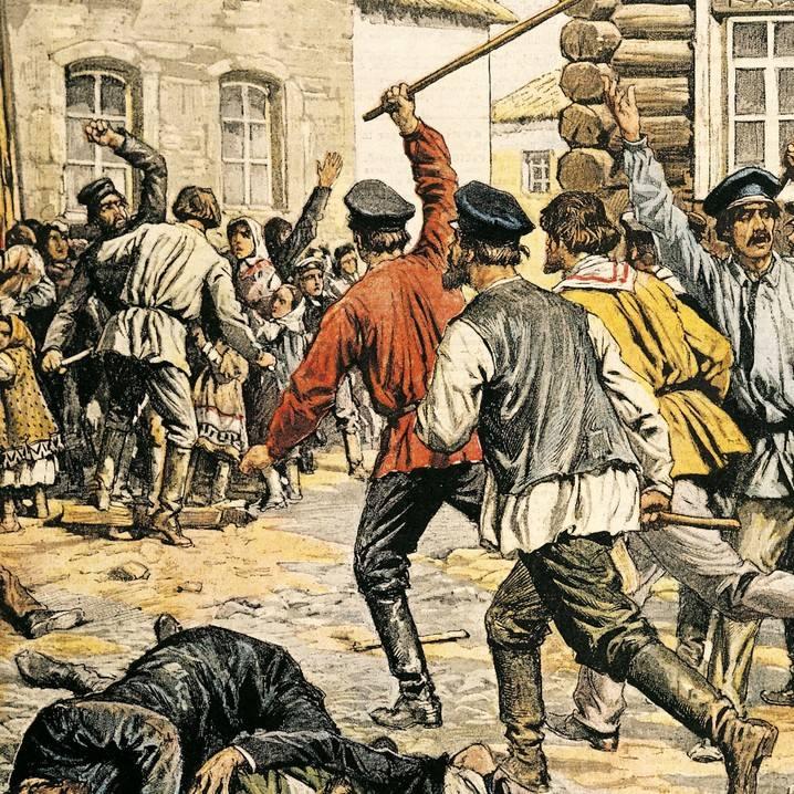 Кишиневские еврейские погромы