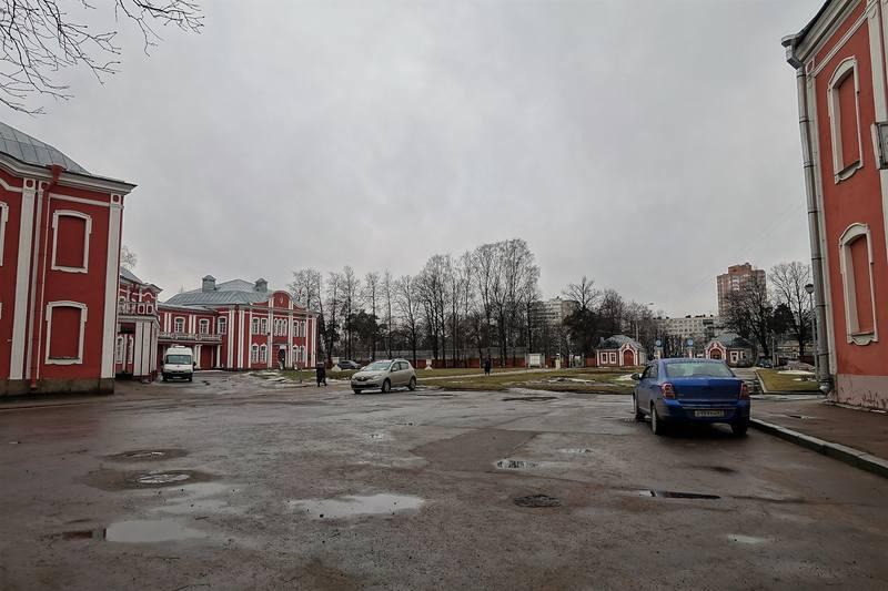 Больница императора Петра Великого