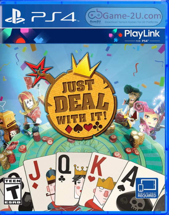 Just Deal With It! PS4 PKG