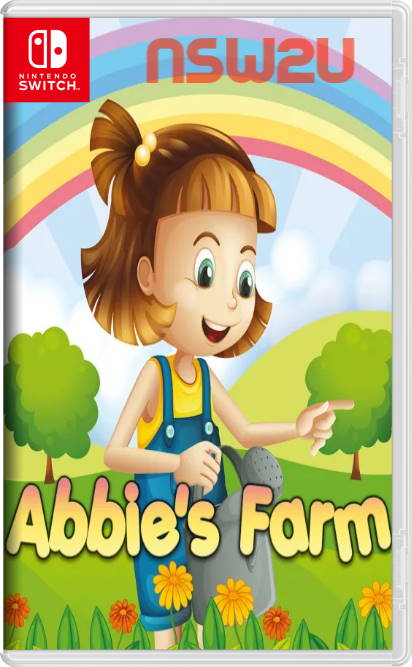 Abbie's Farm for kids and toddlers Switch NSP XCI