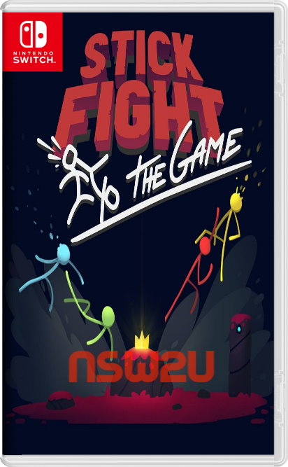 Stick Fight: The Game Switch NSP XCI NSZ
