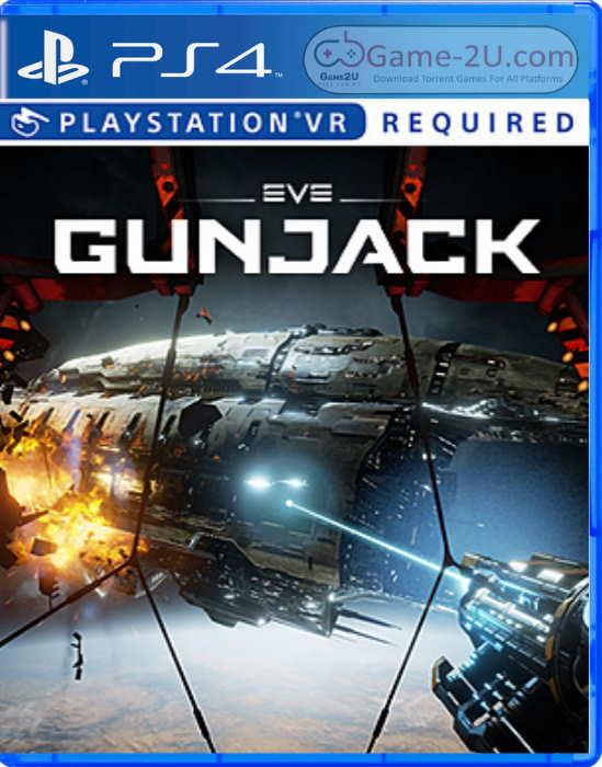 Gunjack PS4 PKG