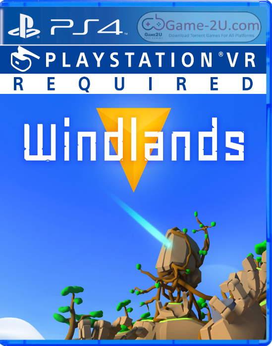 Windlands PS4 PKG