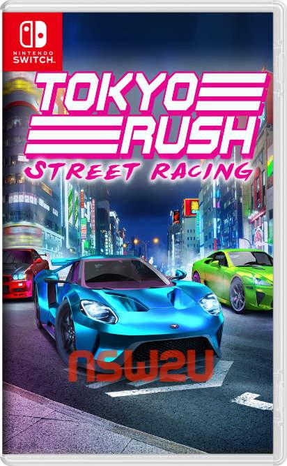 Street Racing: Tokyo Rush Switch NSP XCI NSZ