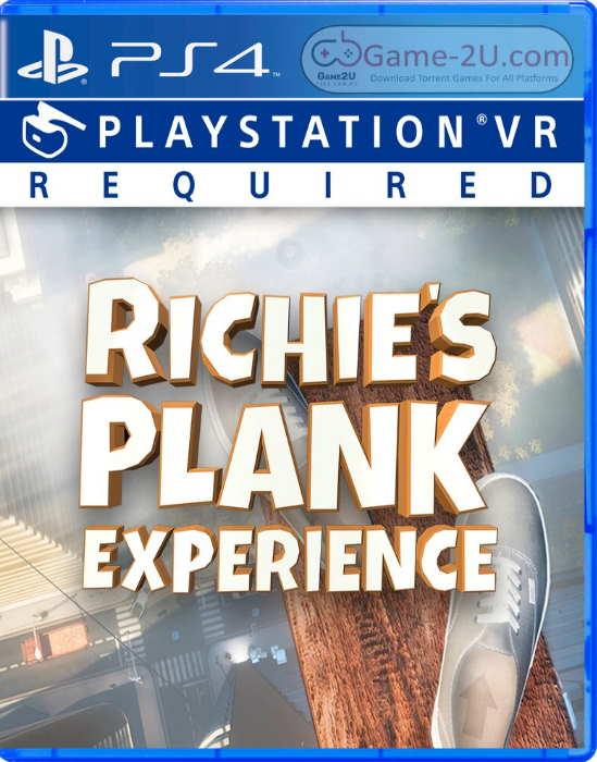 Richie's Plank Experience PS4 PKG