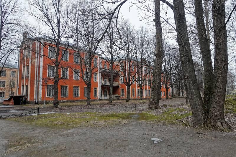 Больница Петра Великого