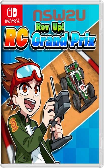 Rev Up! RC Grand Prix Switch NSP XCI NSZ