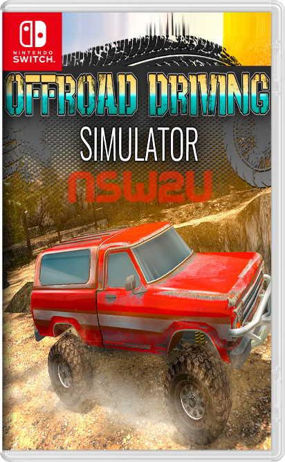 Offroad Driving Simulator 4×4: Trucks & SUV Trophy Switch NSP XCI