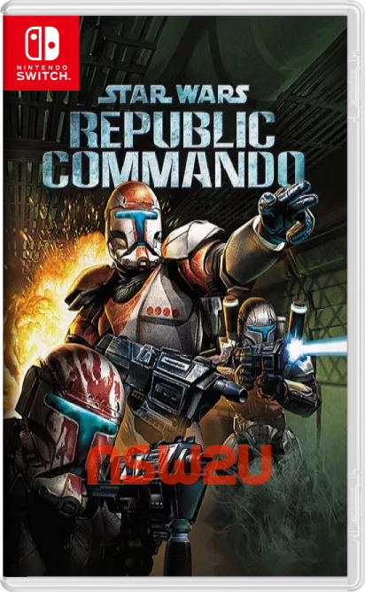 STAR WARS Republic Commando Switch NSP XCI NSZ
