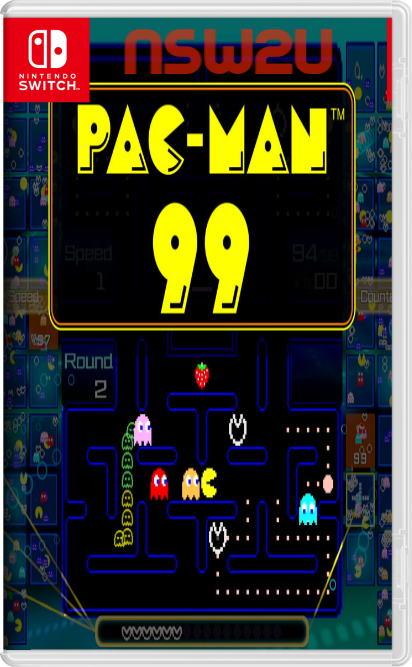 PAC-MAN 99 Switch NSP XCI NSZ