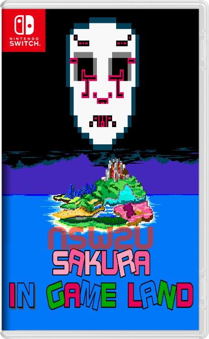 Sakura In Gameland Switch NSP XCI NSZ