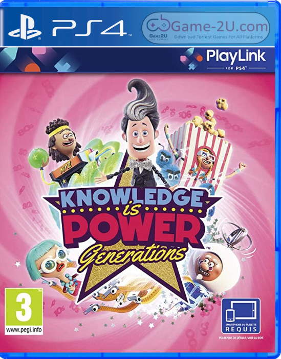 Knowledge is Power: Decades PS4 PKG