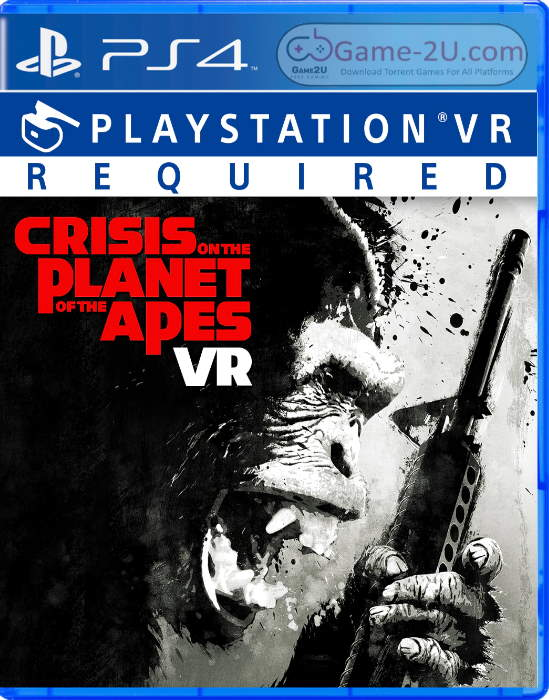 Crisis on the Planet of the Apes PS4 PKG