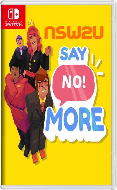 Say No! More Switch NSP XCI NSZ