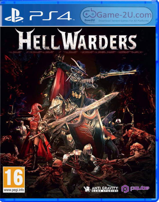 Hell Warders PS4 PKG
