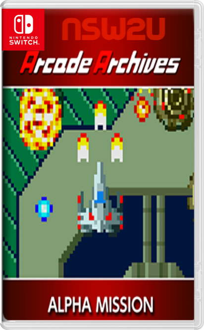 Arcade Archives ALPHA MISSION Switch NSP XCI