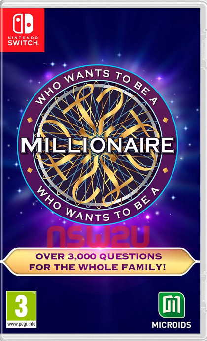Who Wants to Be a Millionaire? Switch NSP XCI NSZ