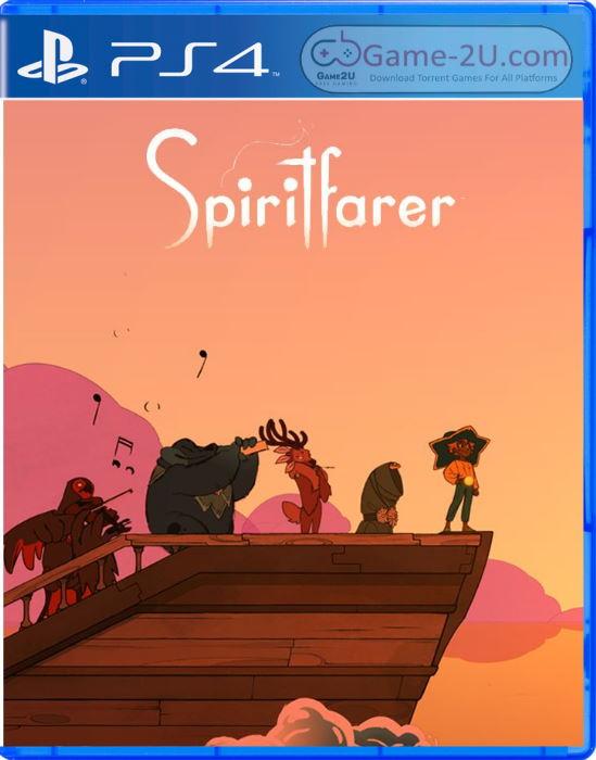 Spiritfarer PS4 PKG
