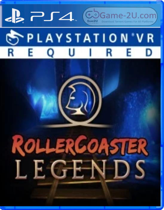 RollerCoaster Legends PS4 PKG