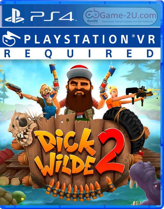 Dick Wilde 2 PS4 PKG