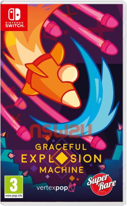 Graceful Explosion Machine Switch NSP XCI