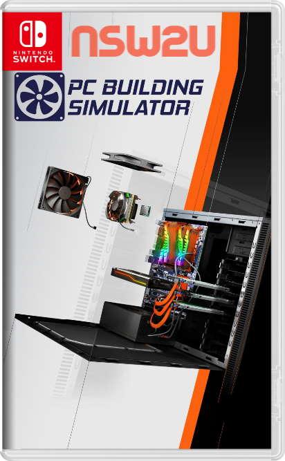 PC Building Simulator Switch NSP XCI
