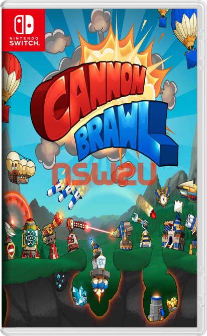 Cannon Brawl Switch NSP XCI