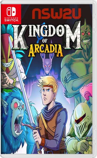 Kingdom of Arcadia Switch NSP XCI NSZ