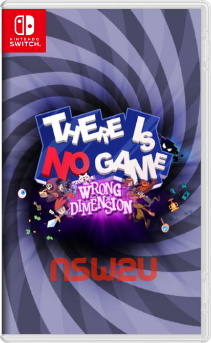 There Is No Game: Wrong Dimension Switch NSP XCI NSZ