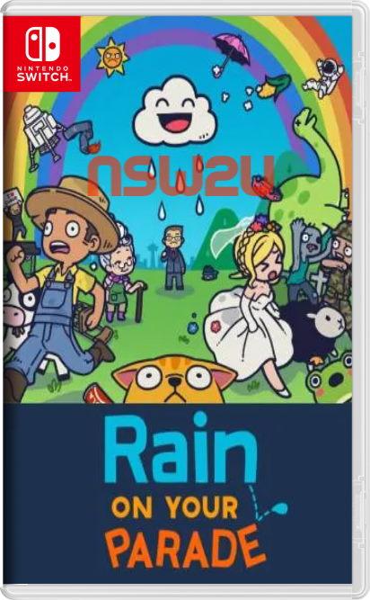 Rain on Your Parade Switch NSP XCI NSZ