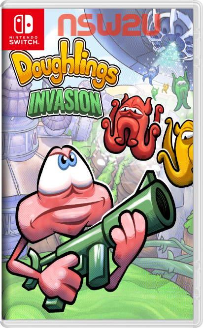 Doughlings: Invasion Switch NSP XCI
