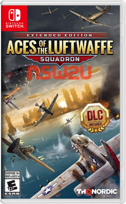 Aces of the Luftwaffe – Squadron Switch NSP XCI