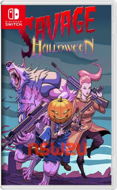Savage Halloween Switch NSP XCI