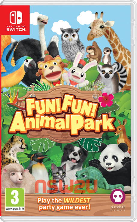 FUN! FUN! Animal Park Switch NSP XCI NSZ