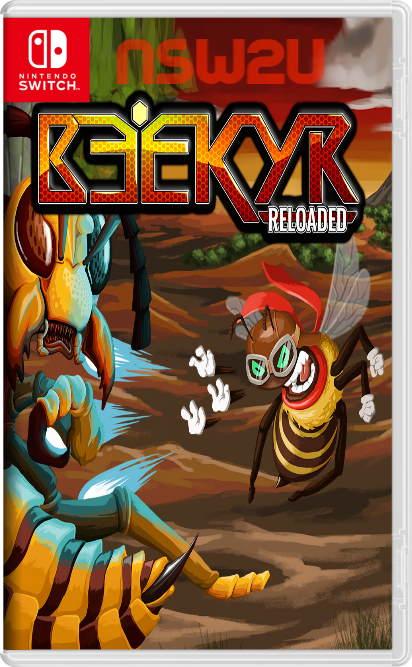 Beekyr Reloaded Switch NSP XCI