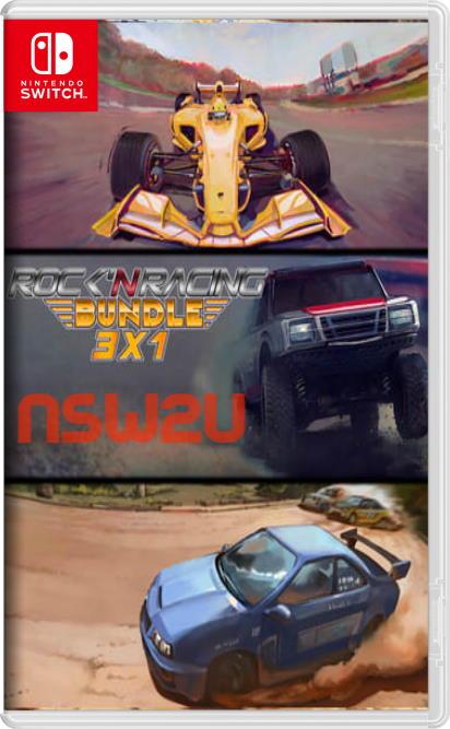 Rock 'N Racing Bundle 3 in 1 Switch NSP XCI