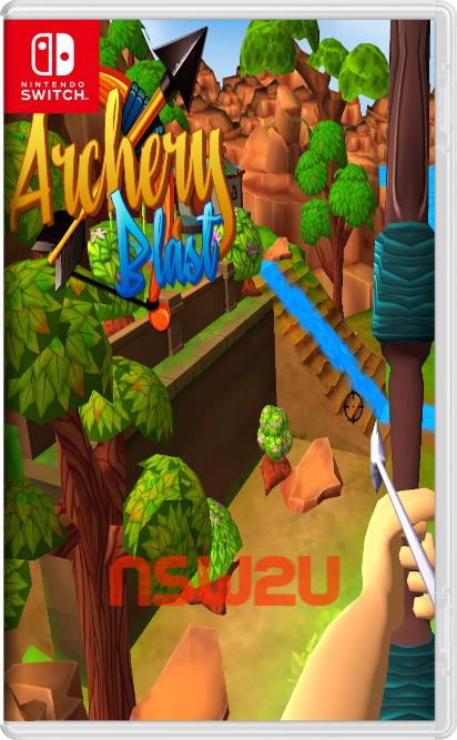 Archery Blast Switch NSP XCI NSZ