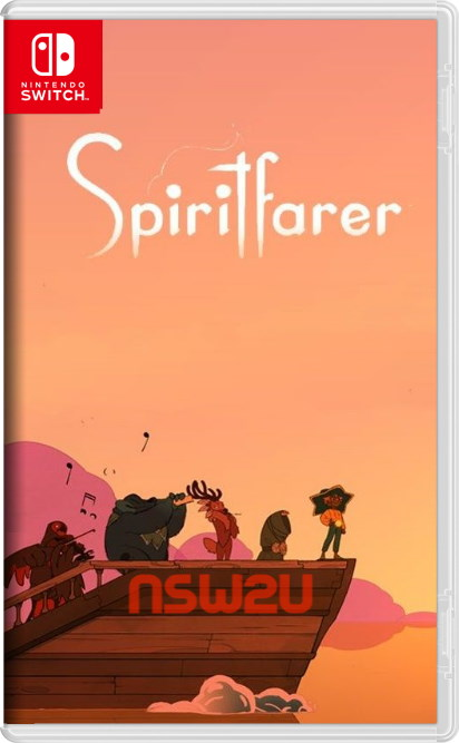 Spiritfarer Switch NSP XCI NSZ
