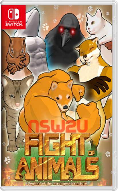 Fight of Animals Switch NSP XCI NSZ