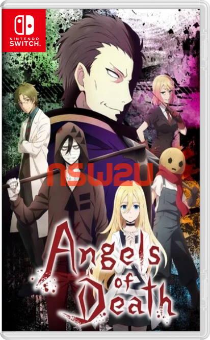 Angels of Death Switch NSP XCI