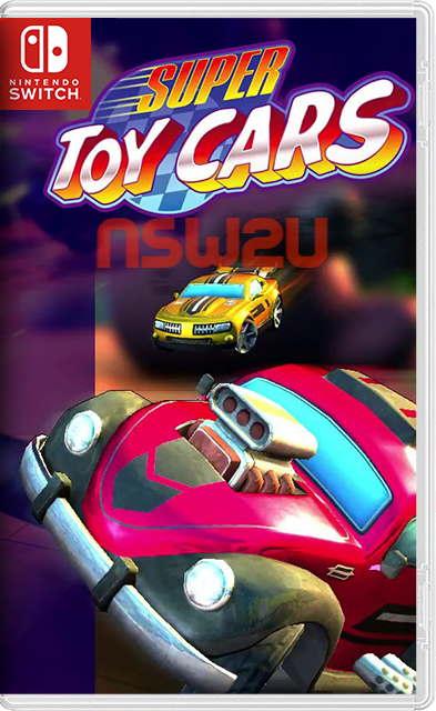 Super Toy Cars Switch NSP XCI NSZ