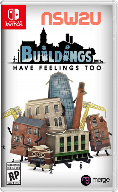 Buildings Have Feelings Too! Switch NSP XCI NSZ