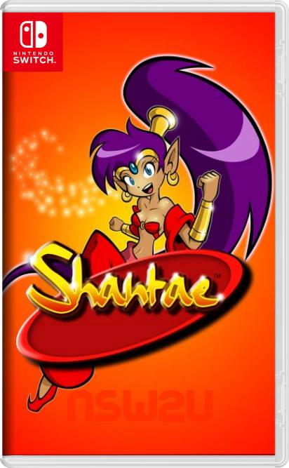 Shantae Switch NSP XCI