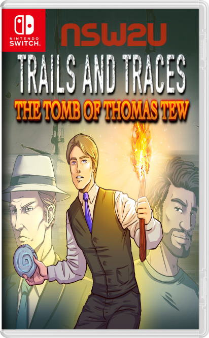 Trails and Traces: The Tomb of Thomas Tew Switch NSP XCI