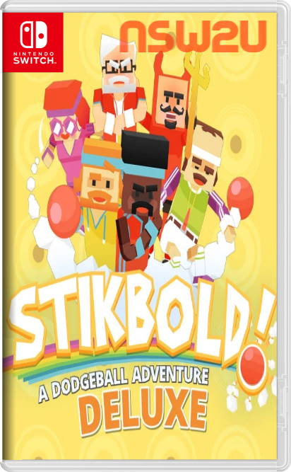 Stikbold! A Dodgeball Adventure DELUXE Switch NSP XCI NSZ