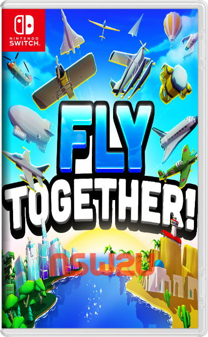 Fly TOGETHER! Switch NSP XCI NSZ