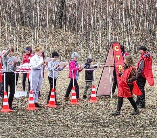 Чемпионат и Первенство г. Новокузнецка по спортивному ориентированию